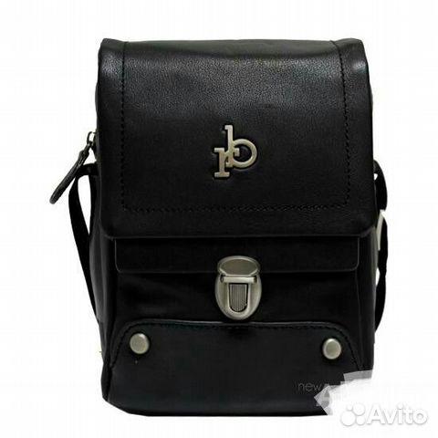 188ca1fe4dd7 Мужская сумка из натуральной кожи Roccobarocco | Festima.Ru ...