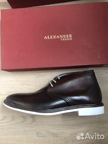 quality design 11759 8bb37 Ботинки Alexander trend p42 купить в Москве на Avito ...