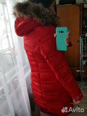 Куртка пуховая зимняя 89086408647 купить 5
