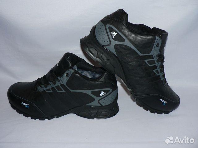 93433e7e Зимние Adidas(мех). Размер 41,5(26,7см) / №180 купить в Санкт ...
