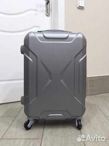 e9ec2effe3fe Ручной серебристый чемодан из набора S 812 купить в Санкт-Петербурге ...