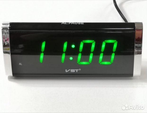 9a7d3bfe Будильник электронный, настольные часы VST-730-4 купить в Республике ...