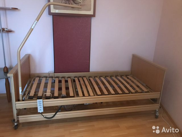 кровать медицинская германия купить в москве на Avito объявления