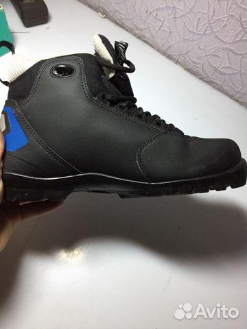 Лыжные ботинки fischer,размер 36-37 купить 7
