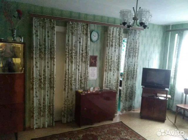 Продается четырехкомнатная квартира за 2 500 000 рублей. Самарская область, Новокуйбышевск, улица Миронова, 28А.