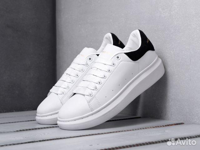 6204a6aca3dd1 Alexander McQueen Sneakers White and Blacky купить в Москве на Avito ...