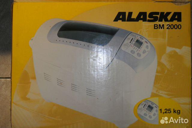 Инструкция к хлебопечке alaska bm 2000