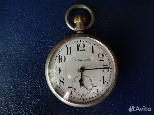 Старинные карманные часы мозер 89803291406 купить 1