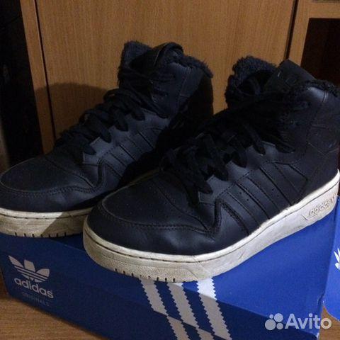 60d477df Зимние кроссовки adidas originals купить в Санкт-Петербурге на Avito ...