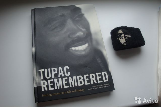 2pac Remembered -документ. книга о Тупаке+напульс