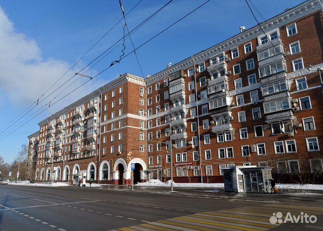 Продается двухкомнатная квартира за 16 500 000 рублей. улица Куусинена, 6к2, подъезд 1.