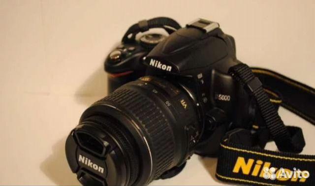 Nikon d5000 89118537279 купить 1