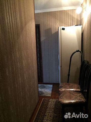 Продается однокомнатная квартира за 1 300 000 рублей. Грозный, Чеченская Республика, Старопромысловский район.