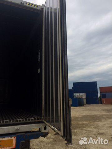 Рефконтейнер Carrier 6299456 ML2 40 футов 2003 год 88003012711 купить 5