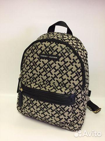 8d6c9dd378ea Новый Оригинальный рюкзак Tommy Hilfiger купить в Москве на Avito ...