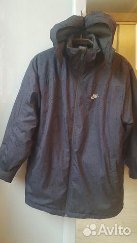 62544789 Куртка Nike (весна-осень) купить в Московской области на Avito ...