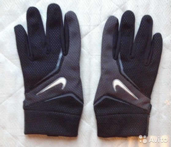 4c622b5e Тренировочные перчатки Nike для футбола купить в Москве на Avito ...