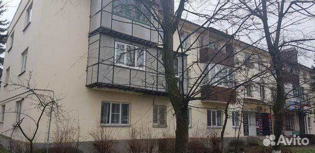 Продается двухкомнатная квартира за 1 550 000 рублей. проспект Ленина, 6.