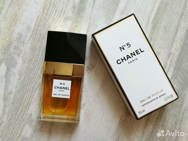 Chanel 5 Eau De Parfum 35 мл личные вещи красота и здоровье