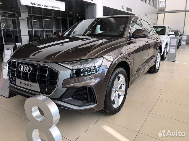 Audi Q8 2018 купить в москве на Avito объявления на сайте авито
