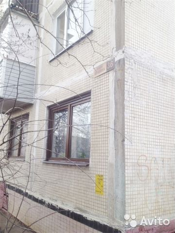 Продается однокомнатная квартира за 2 600 000 рублей. Московская обл, г Бронницы, ул Пущина, д 36.