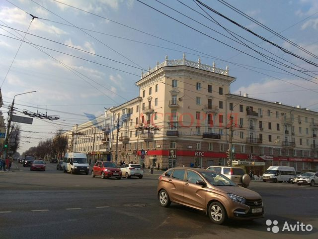 Продается двухкомнатная квартира за 2 890 000 рублей. г Тула, ул Первомайская, д 1/8.