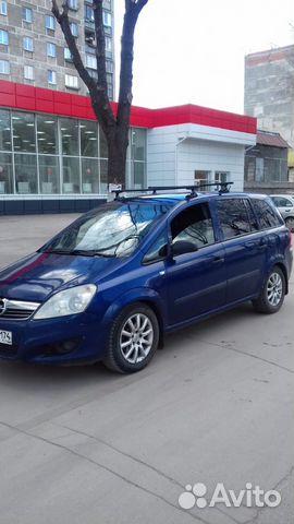Купить Opel Zafira пробег 180 000.00 км 2008 год выпуска