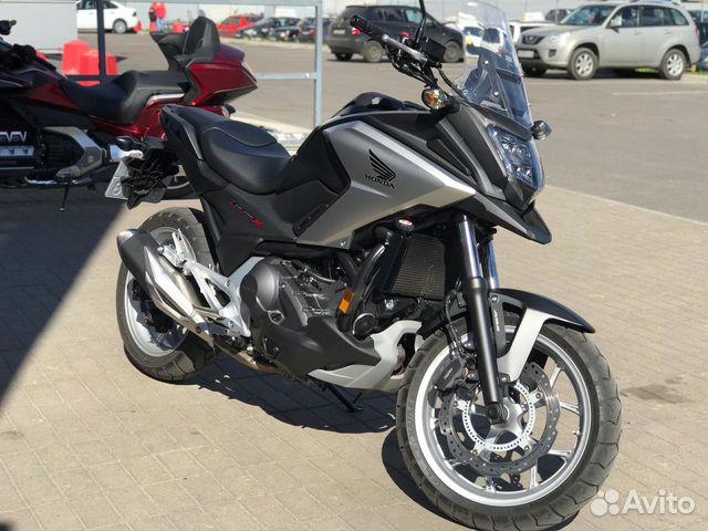 мотоцикл Honda Nc750xd 2018 купить в санкт петербурге на Avito