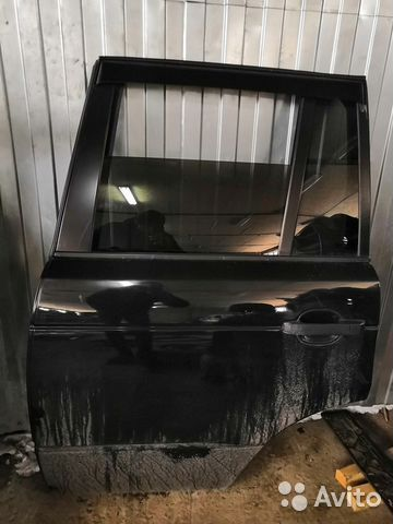 89226688886 Дверь задняя левая (Land Rover Range Rover)