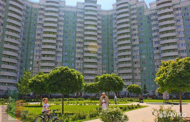 Продается однокомнатная квартира за 6 300 000 рублей. г Москва, ул Татьяны Макаровой, д 4.