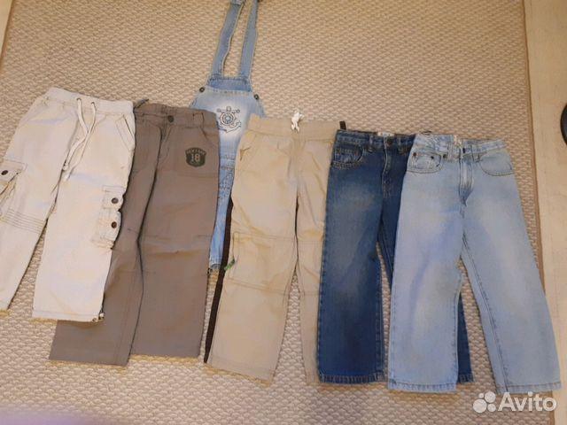 Брюки лето, шорты, футболки 98-104 89528045750 купить 4
