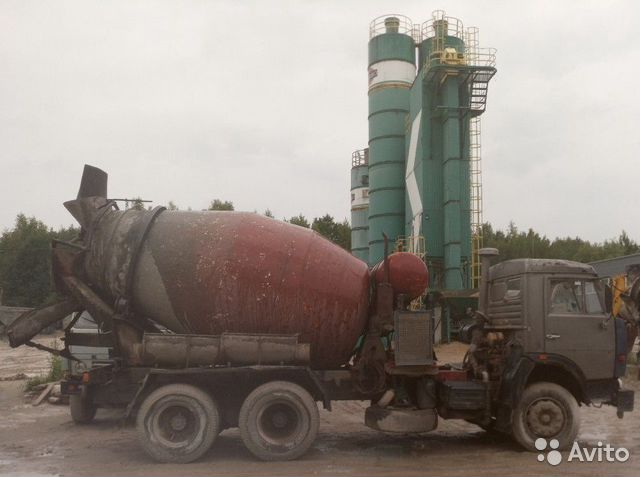 бетон купить во владимирской области
