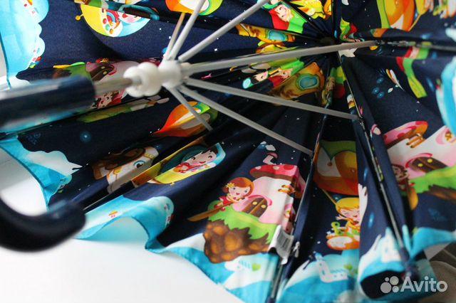 Зонт детский, zest(Великобритания) 89659429552 купить 4