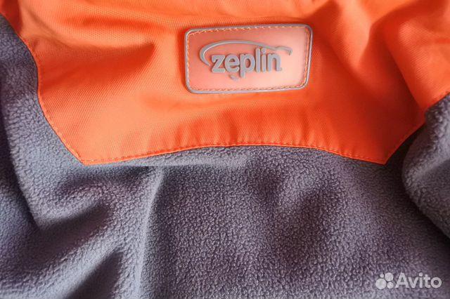 Куртка осенняя Zeplin р. 110-116 + Аксессуары  89616848492 купить 5