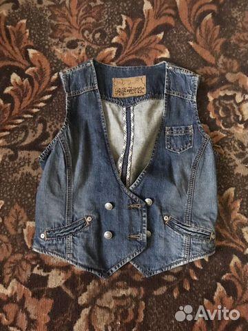 Куртка джинсовая, кардиган и платья купить 6