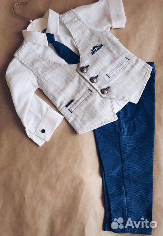Костюм для мальчика и др. новая одежда для детей