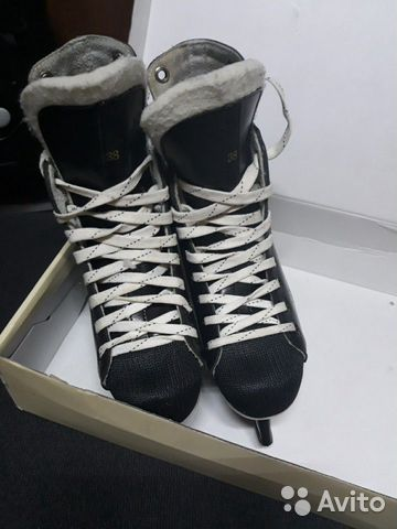 Skates balzer spirit 100