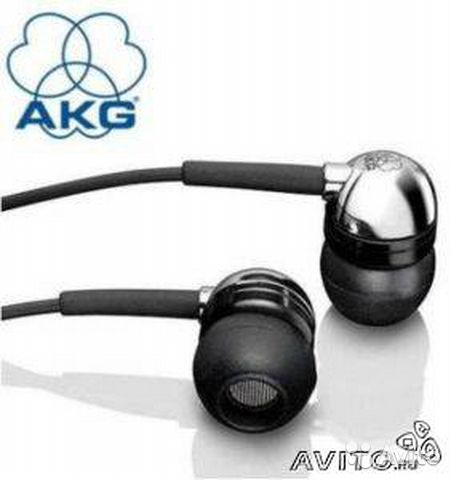 Наушники AKG k324p Chrome/White Оригинал