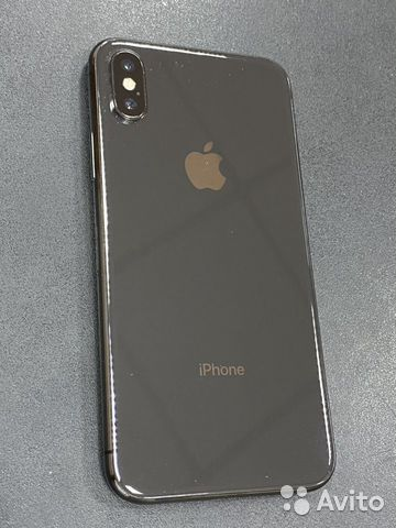 Продаю смартфон Apple iPhone X 256GB серый космос  89107873518 купить 3