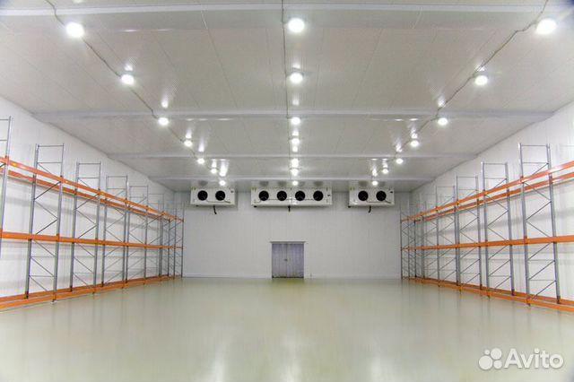 Холодильная камера от 250м2 до 1000м2 89788315233 купить 1