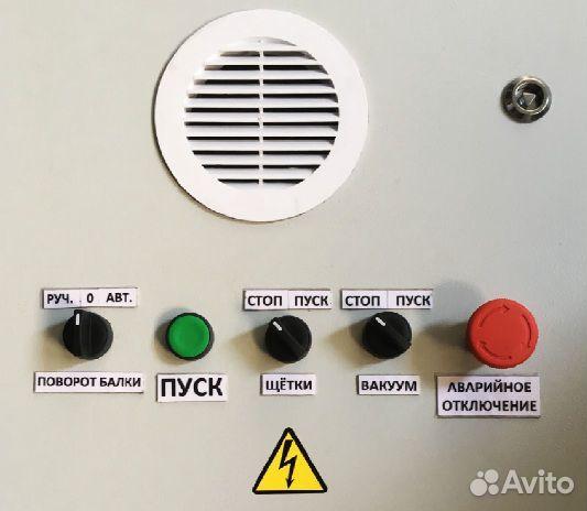 Автоматический рельефно-шлифовальный станок 89058683000 купить 5