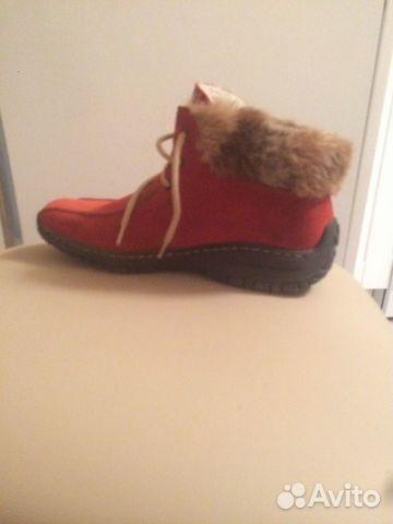 Ботинки Reaker натуральный замш, на меху, в очень 89204029036 купить 2