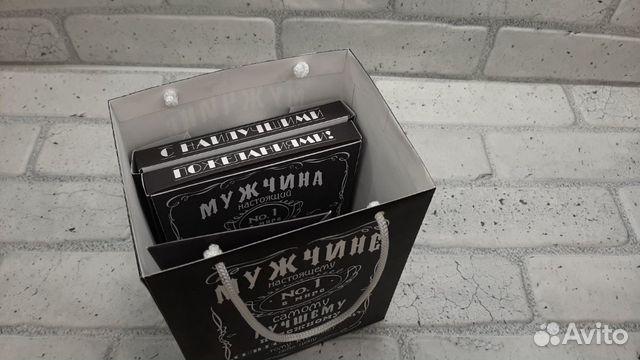 Мужской подарочный набор в стиле Джек Дениелс 89226324402 купить 5