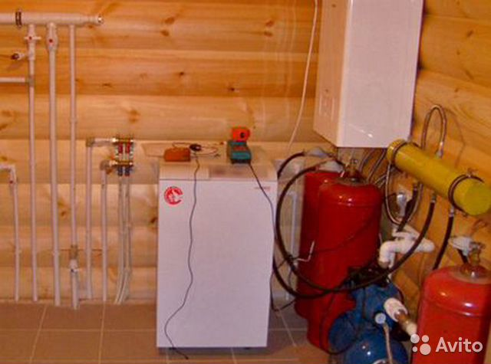 Электрика, сантехника, отопление, отделка любой сл