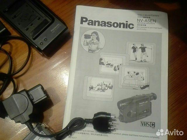 Видеокамера Panasonic NV-A5EN  89537026581 купить 2