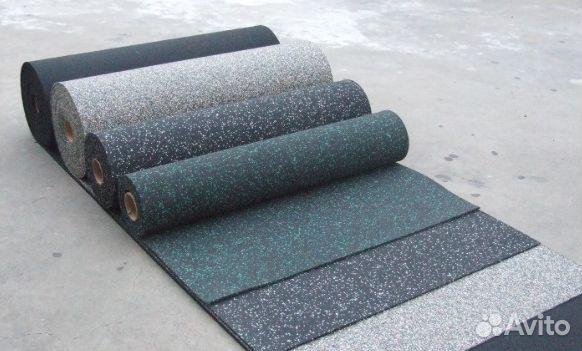 Резиновое покрытие на бетон купить можно ли наносить цементный раствор на монтажную пену