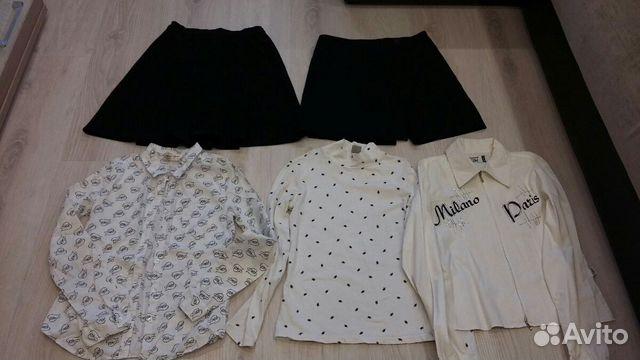 Школьная одежда на 10-12 лет купить 1