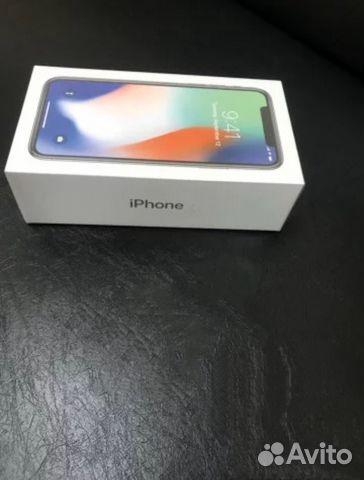 iPhone X(10) 64/256GB. Гарантия 89608532102 купить 3