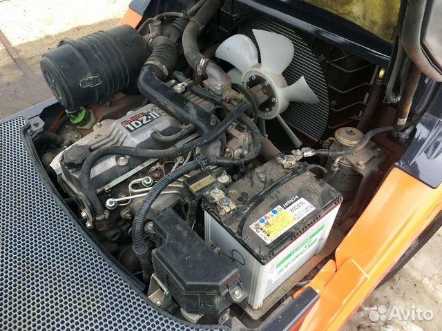 Toyota 8FD25 Вилочный погрузчик 89176710372 купить 8