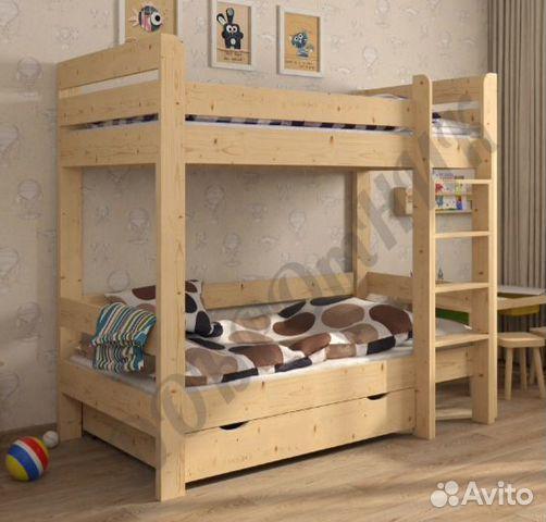 Классная кровать 89006080202 купить 1